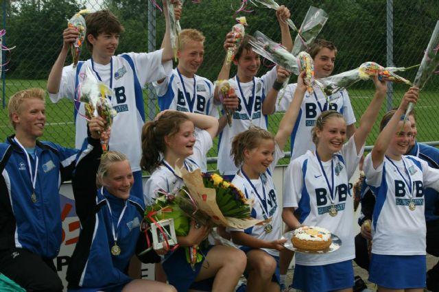 Kampioenschap ODO C1 Veld 2007-2008